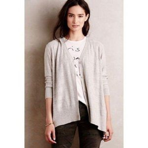 ANTHROPOLOGIE Valonia High-Low Cardigan #M02